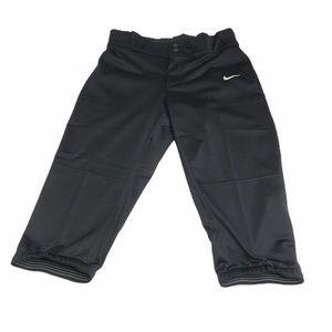 Nike Diamond Invader Softball Pants, Black, Medium
